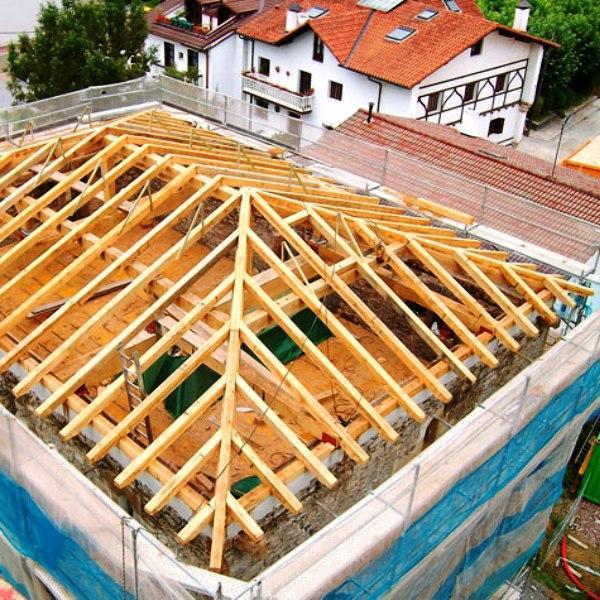 Construcciones y reformas - Tipos de tejados ...