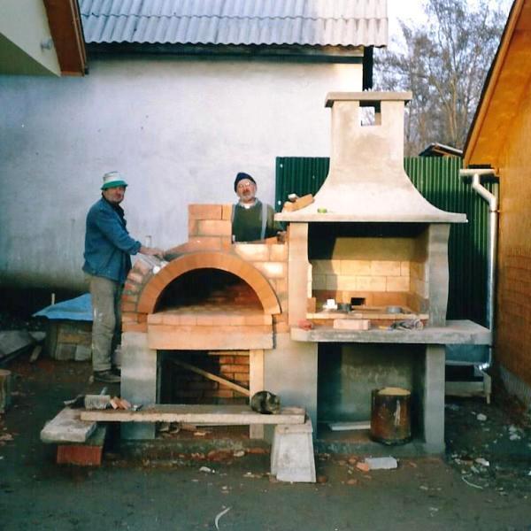 Construcciones y reformas - Fotos de barbacoas de obra ...