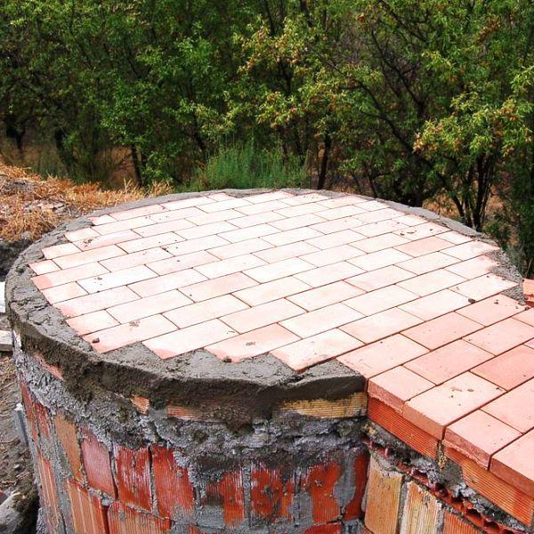 Construcciones y reformas - Construccion de un horno de lena ...